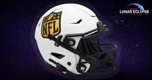 Riddell NFL Lunar Eclipse Helmet